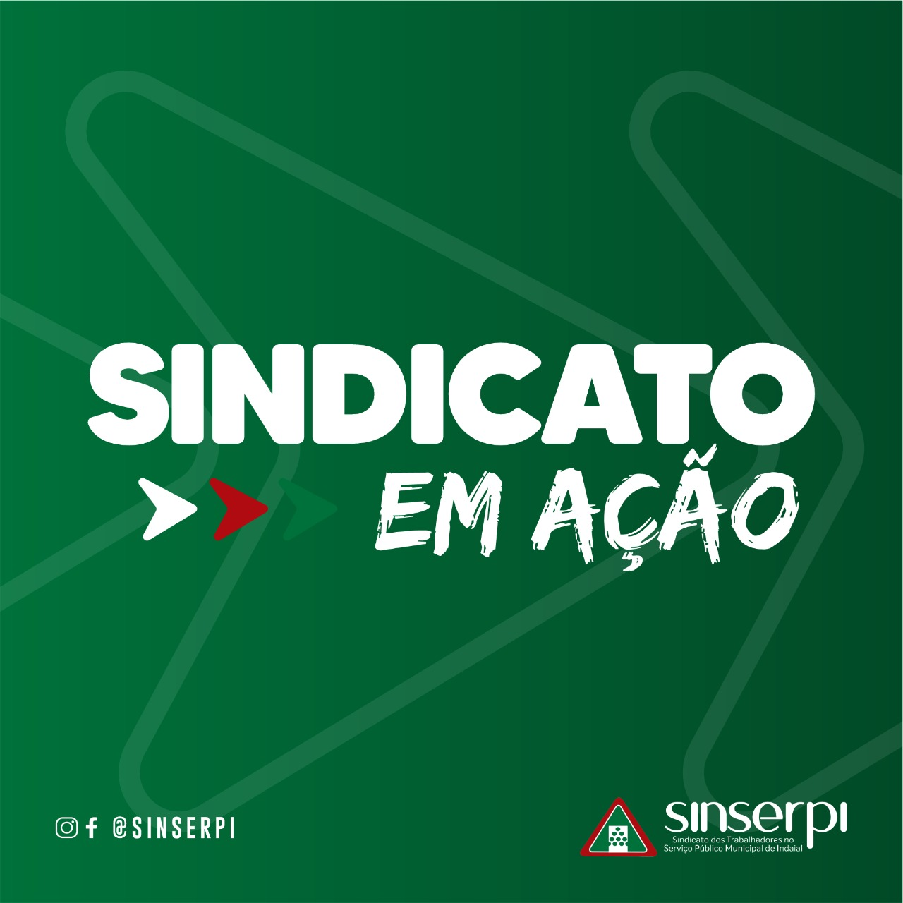 SINDICATO EM AÇÃO! SINSERPI requer novamente à administração municipal debate sobre a defasagem salarial dos servidores públicos municipais.