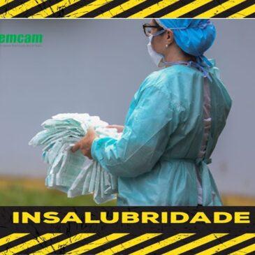 SINDICATO LUTA POR INSLUBRIDADE PARA SERVIDORES