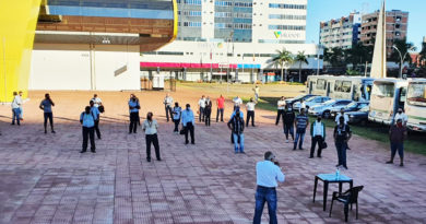 Motoristas da TCCC e Cidade Verde aprovam ACT em assembleia