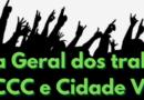 Direção do SINTTROMAR convoca Assembleia Geral.