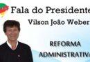 Presidente da FEMERGS se manifesta contra a PEC 32/2020