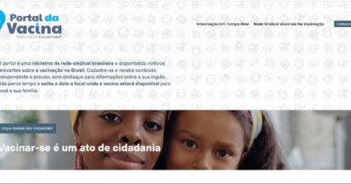 Entidades sindicais lançam Portal da Vacina pra informar população