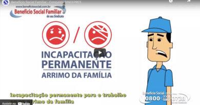 Benefício Social Familiar – Conquista SINEEPRES