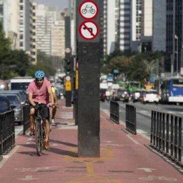 Ciclovias se espalham por mais 158 km da cidade de São Paulo