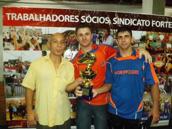 Final Campeonato de Futsal 2013