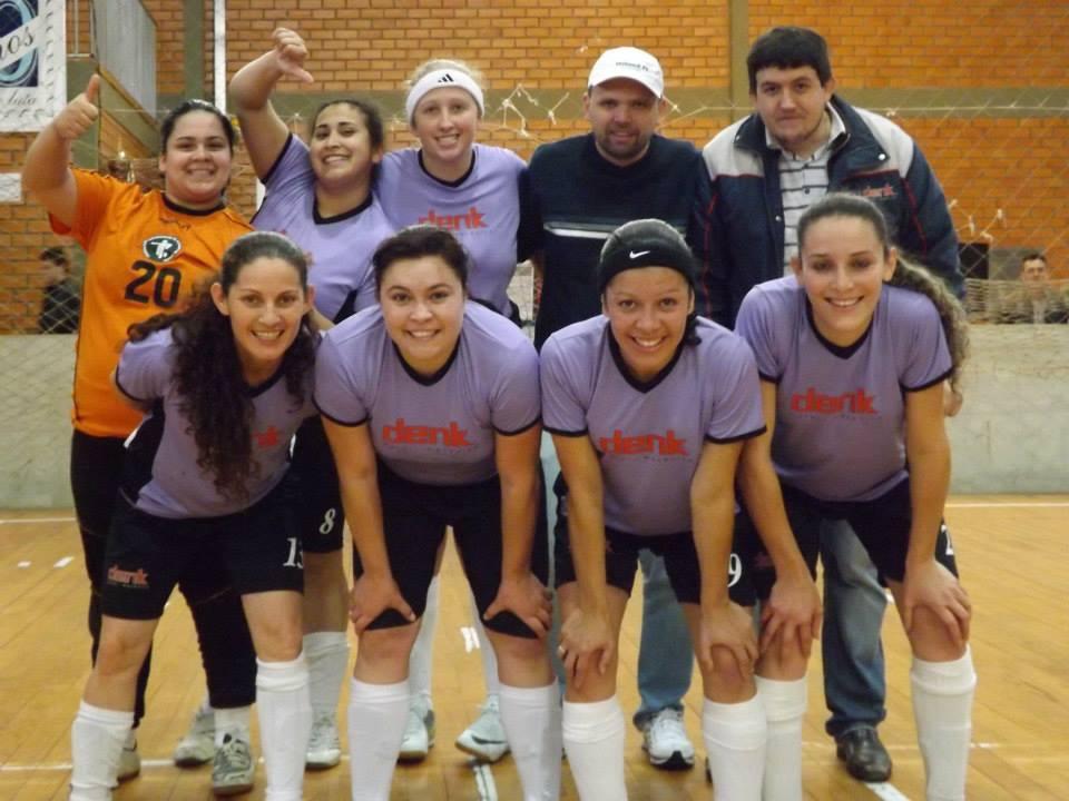 Futsal Feminino São Bento do Sul 2013