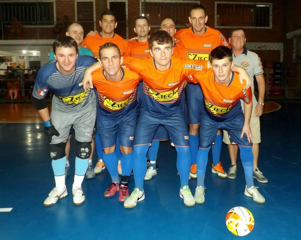 Campeonato Futsal 2014 Joinville