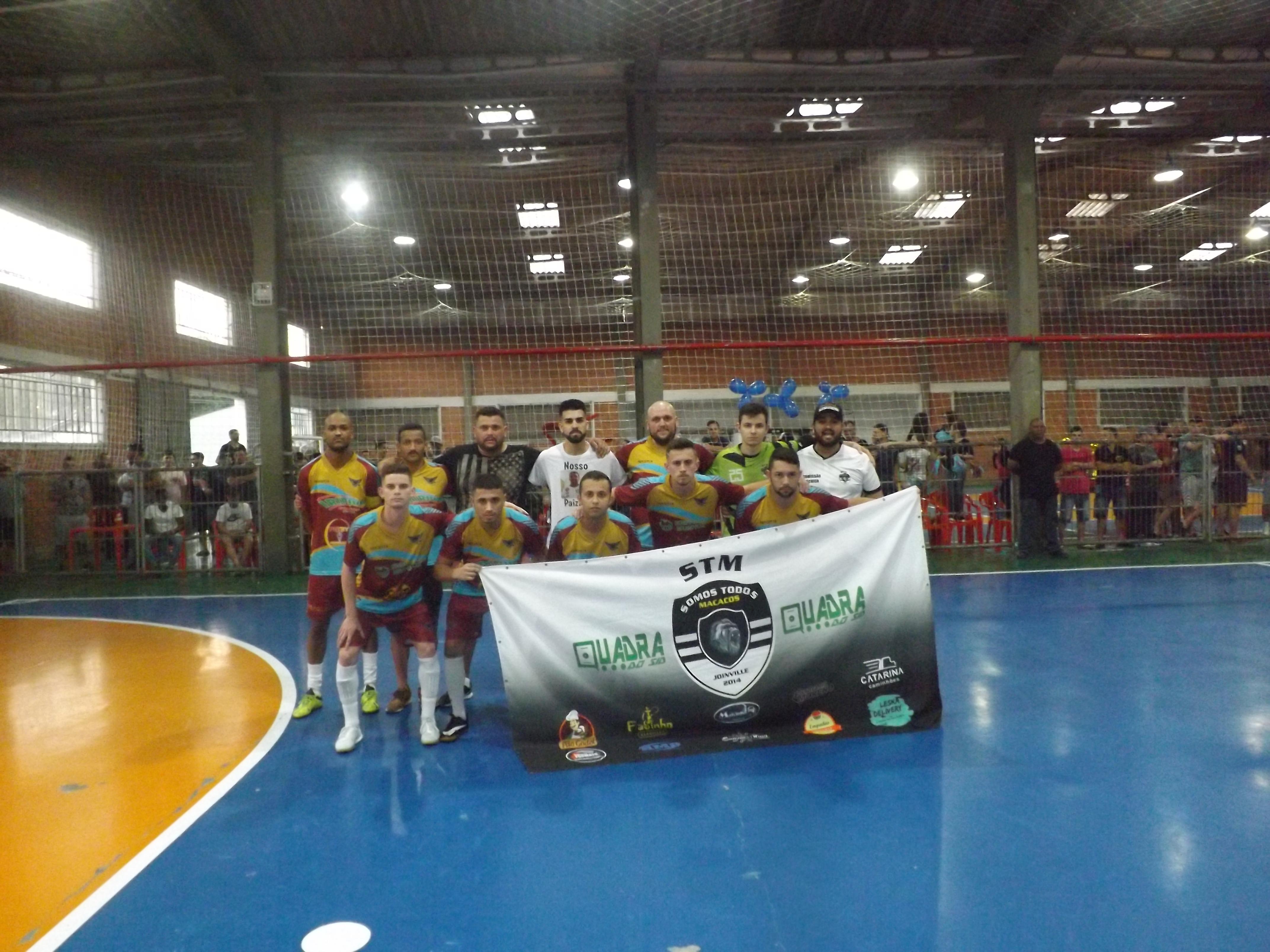 FINAL CAMPEONATO DE FUTSAL 2019