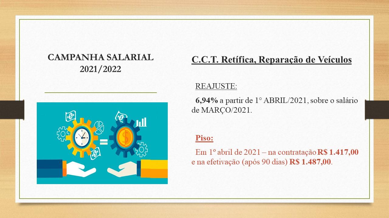 C.C.T. Retífica, Reparação de Veículos