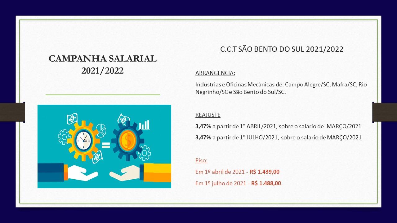 C.C.T SÃO BENTO DO SUL