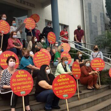 Votação da reforma da previdência municipal ficou para essa quarta-feira