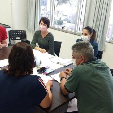 Dirigentes do SITESPM-CHR reforçam demandas das ACS/ACE com Secretário de Saúde