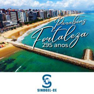 Dia 13 de abril – Aniversário de Fortaleza