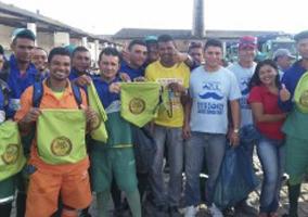 Homenagem do Seeaconce aos Garis do Ceará O Seeaco