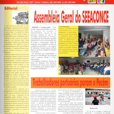 Jornal Asseio – Setembro 2012