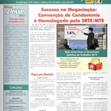 Jornal Asseio – Julho 2012