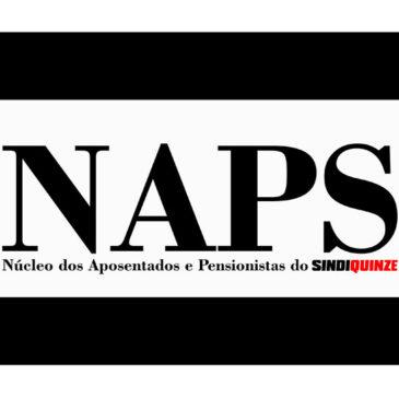 Primeira reunião do NAPS em 2020 será no dia 18 de fevereiro