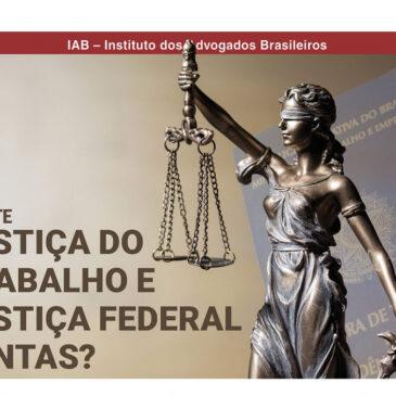 Evento no Rio discute ataques ao serviço público e a ameaça de junção da Justiça do Trabalho com a Federal