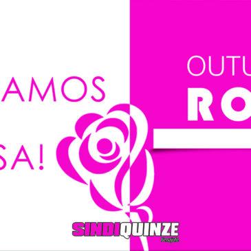 Outubro Rosa reforça ações de prevenção e diagnóstico do câncer de mama e colo de útero