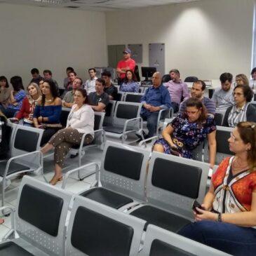 Sindiquinze e Unimed Rio Preto realizam palestra sobre Qualidade de Vida