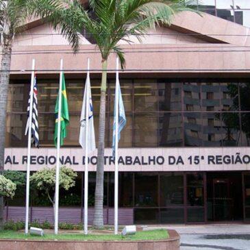 TRT-15 implementa decisão judicial sobre manutenção da parcela opção a aposentadas e aposentados