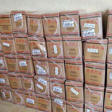 Núcleo de Solidariedade: servidores de Rio Preto aderem mais uma vez e mais 82 famílias recebem cestas básicas do Sindiquinze
