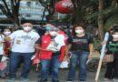 Em Belo Horizonte, servidores realizam Dia Nacional de Lutas contra a reforma administrativa