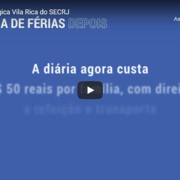 Fazenda Ecológica Vila Rica do SECRJ