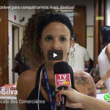 Tele-Rio: Tá favorável para conquistar mais direitos!