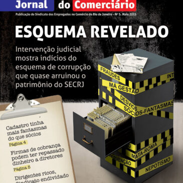 Jornal dos comerciários | maio 2015