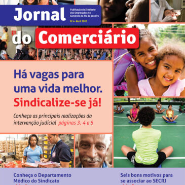 Jornal do comerciário   abril 2015