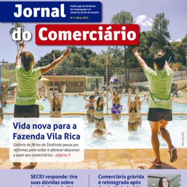 Jornal do comerciário   março 2015