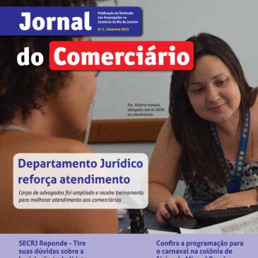 Jornal do comerciário   fevereiro 2015