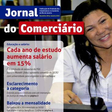 Jornal do comerciário   dez/jan 2014/15