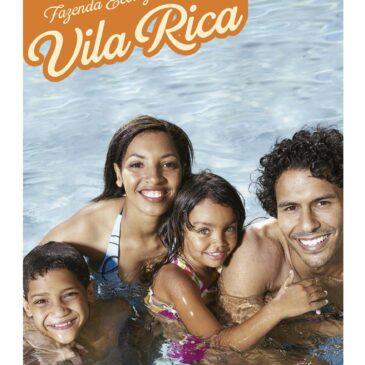 Fazenda ecológica Vila Rica | folder
