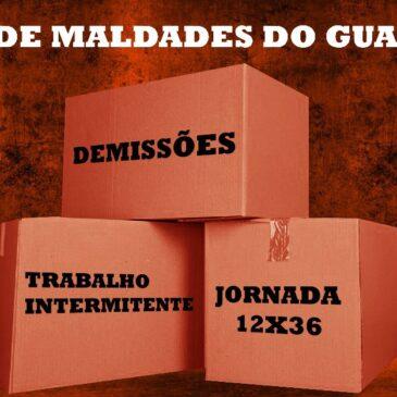 Sindicato aciona Delegacia do Trabalho contra pacote de maldades do Guanabara