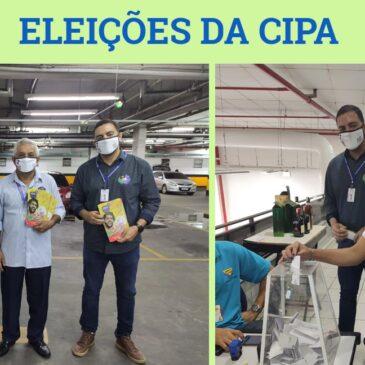 Eleição da CIPA reforça importância da prevenção