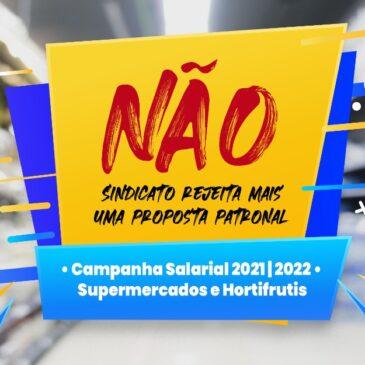Sindicato rejeita nova proposta dos patrões de supermercados