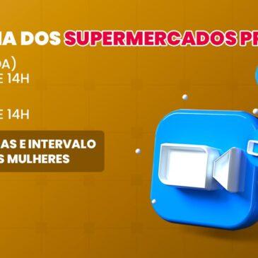 Participe! Assembleia dos supermercados Prix nos dias 24 e 25