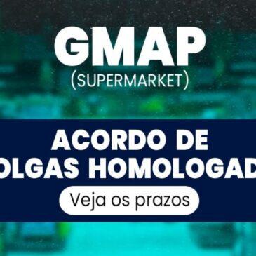 Acordo de folgas do GMAP é homologado