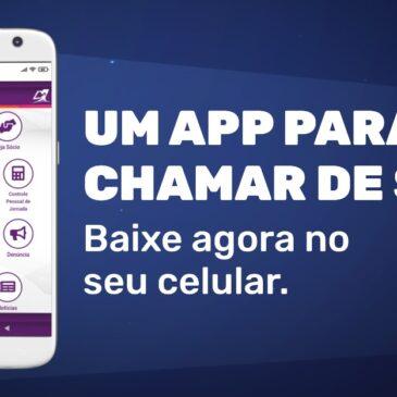 Um aplicativo para chamar de seu!