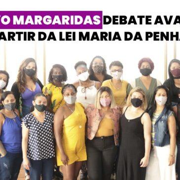 Coletivo Margaridas debate avanços a partir da Lei Maria da Penha