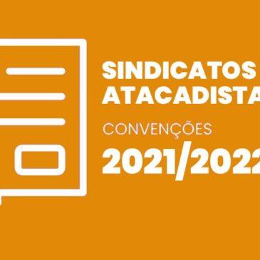 Sindicatos Atacadistas 2021 / 2022